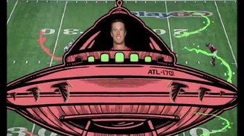 NFL TV Spot, 'Playoffs: Falcons' [Spanish] - Thumbnail 4