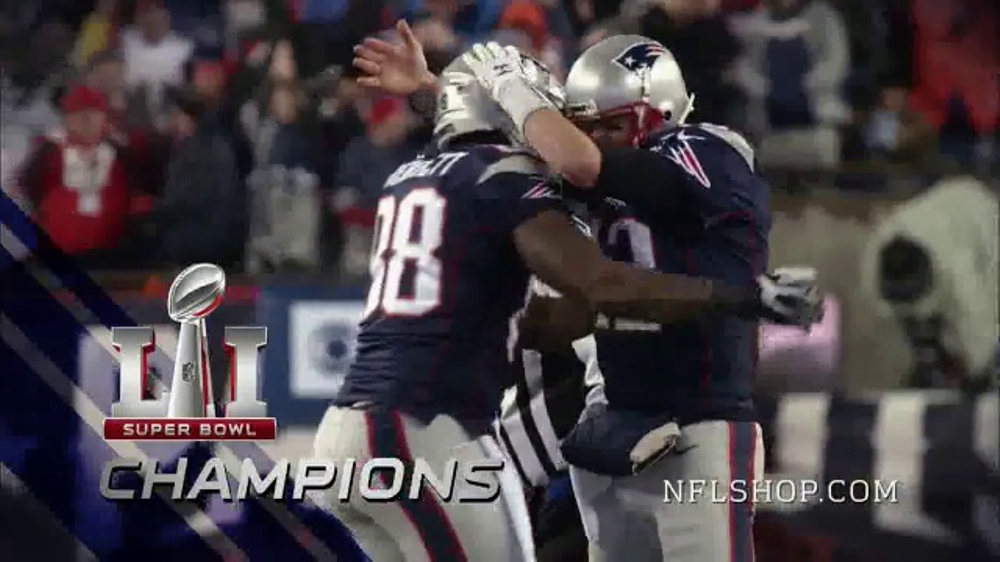 NFL Shop TV Commercial, 'Super Bowl LI'