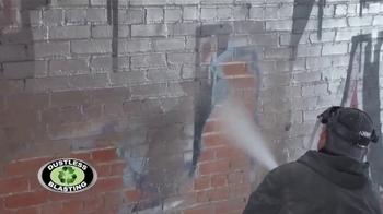 Dustless Blasting TV Spot, 'Graffiti Elimination' - Thumbnail 3