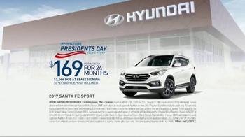 Hyundai Presidents Day Sales Event TV Spot, 'Diplomacy' [T2] - Thumbnail 9