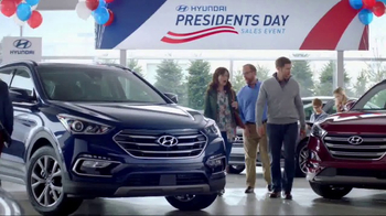 Hyundai Presidents Day Sales Event TV Spot, 'Diplomacy' [T2] - 99 commercial airings