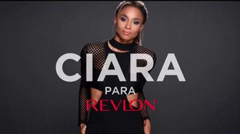 Revlon ColorStay TV Spot, 'Un look completo' con Ciara [Spanish] - Thumbnail 1