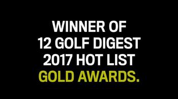 Cobra Golf TV Spot, '2017 Golf Digest Hot List' - Thumbnail 7
