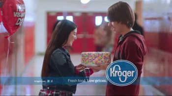The Kroger Company TV Spot, 'Valentine's Day: Roses' - Thumbnail 6