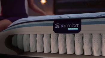 Serta iComfort Hybrid Sleep System TV Spot, 'Comfort Reimagined' - Thumbnail 4