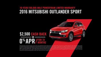 Mitsubishi 100th Anniversary Sales Event TV Spot, 'Honey' [T2] - Thumbnail 9