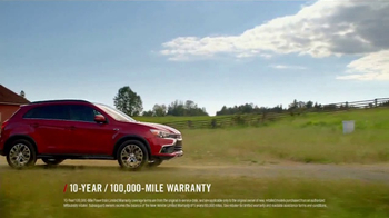 Mitsubishi 100th Anniversary Sales Event TV Spot, 'Honey' [T2] - 266 commercial airings
