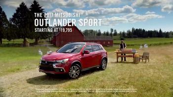 Mitsubishi 100th Anniversary Sales Event TV Spot, 'Honey' [T2] - Thumbnail 8