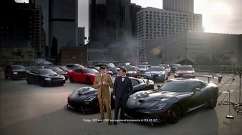 Dodge Presidents' Day Event TV Spot, '2017 Charger' Song by Metallica [T2] - 1 commercial airings