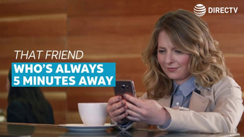 DIRECTV and AT&T TV Spot, '5 Minute Friend' - Thumbnail 3