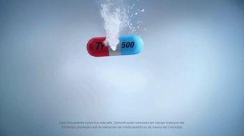 Tylenol Rapid Release Gels TV Spot, 'Alivio rápido' [Spanish] - Thumbnail 2