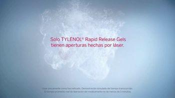 Tylenol Rapid Release Gels TV Spot, 'Alivio rápido' [Spanish] - Thumbnail 3