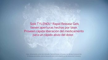 Tylenol Rapid Release Gels TV Spot, 'Alivio rápido' [Spanish] - Thumbnail 4
