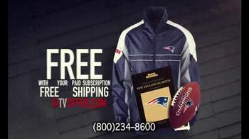 Sports Illustrated TV Spot, 'Super Bowl 51 Patriots Package' - Thumbnail 8