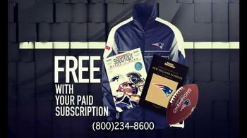 Sports Illustrated TV Spot, 'Super Bowl 51 Patriots Package' - Thumbnail 1