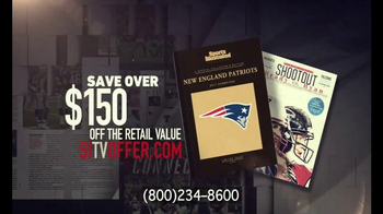 Sports Illustrated TV Spot, 'Super Bowl 51 Patriots Package' - Thumbnail 6