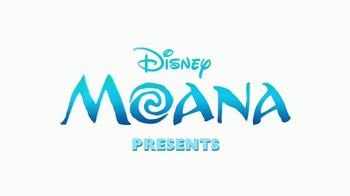 Moana Home Entertainment TV Spot - Thumbnail 1