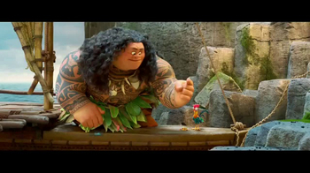 Moana Home Entertainment TV Spot