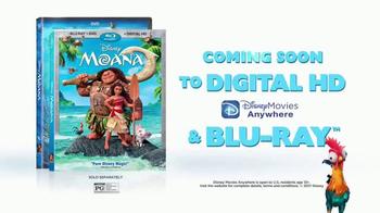 Moana Home Entertainment TV Spot - Thumbnail 8