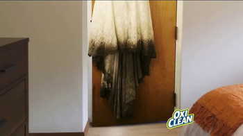 OxiClean TV Spot, 'Dear OxiClean: You Saved My Wedding Dress' - Thumbnail 2