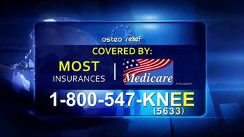 Osteo Relief Institute TV Spot, 'Knee Pain' - Thumbnail 7