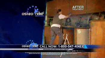 Osteo Relief Institute TV Spot, 'Knee Pain' - Thumbnail 1