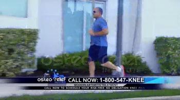 Osteo Relief Institute TV Spot, 'Knee Pain' - Thumbnail 2
