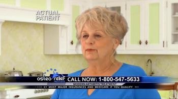 Osteo Relief Institute TV Spot, 'Knee Pain' - Thumbnail 4