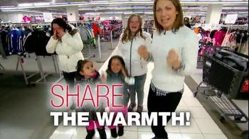 Burlington Coat Factory Warm Coats & Warm Hearts Drive TV Spot, 'ABC: Join' - Thumbnail 2