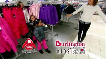 Burlington Coat Factory Warm Coats & Warm Hearts Drive TV Spot, 'ABC: Join' - Thumbnail 4