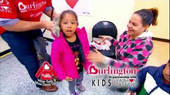 Burlington Coat Factory Warm Coats & Warm Hearts Drive TV Spot, 'ABC: Join' - Thumbnail 5