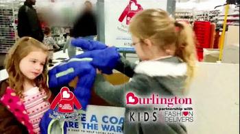 Burlington Coat Factory Warm Coats & Warm Hearts Drive TV Spot, 'ABC: Join' - Thumbnail 6