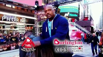 Burlington Coat Factory Warm Coats & Warm Hearts Drive TV Spot, 'ABC: Join' - Thumbnail 7