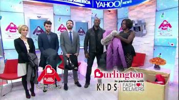 Burlington Coat Factory Warm Coats & Warm Hearts Drive TV Spot, 'ABC: Join' - Thumbnail 8