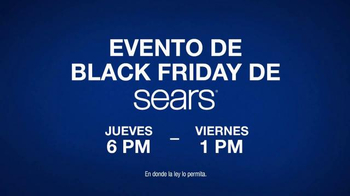 Sears Evento de Black Friday TV Spot, 'La decisión' [Spanish] - Thumbnail 5