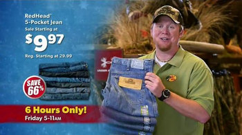 Bass Pro Shops Black Friday Sale TV Spot, 'Jeans and Smoker' - Thumbnail 4