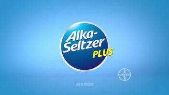 Alka-Seltzer Plus Severe Sinus Congestion & Cough TV Spot, 'Guests' - Thumbnail 8