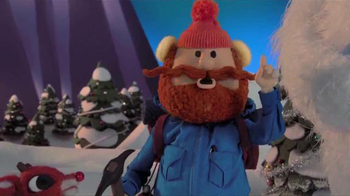 Denny's Rudolph Pancakes TV Spot, 'Syrup Discovery' - Thumbnail 1