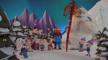 Denny's Rudolph Pancakes TV Spot, 'Syrup Discovery' - Thumbnail 3