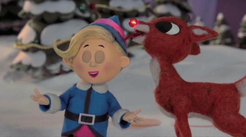 Denny's Rudolph Pancakes TV Spot, 'Syrup Discovery' - Thumbnail 4