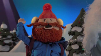 Denny's Rudolph Pancakes TV Spot, 'Syrup Discovery' - Thumbnail 5