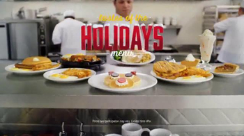 Denny's Rudolph Pancakes TV Spot, 'Syrup Discovery' - Thumbnail 8