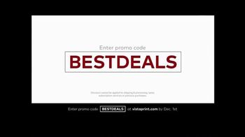 Vistaprint Black Friday Week TV Spot, 'Deals' - Thumbnail 10
