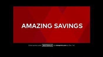 Vistaprint Black Friday Week TV Spot, 'Deals' - Thumbnail 3