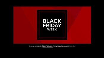 Vistaprint Black Friday Week TV Spot, 'Deals' - Thumbnail 4