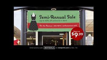 Vistaprint Black Friday Week TV Spot, 'Deals' - Thumbnail 7
