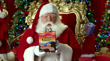 5 Hour Energy Multi-Pack TV Spot, 'Say Happy Holidays' - Thumbnail 5