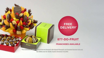 Edible Arrangements TV Spot, 'Thanksgiving' - Thumbnail 8