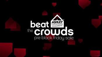 Ashley Furniture Homestore Pre Black Friday Sale TV Spot, 'Mattresses' - Thumbnail 4