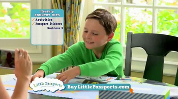 Little Passports TV Spot, 'Global Learning Adventure: First Month'